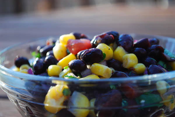 Black-bean-corn-salad